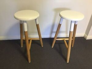 2x Bar Stools St Leonards Willoughby Area Preview
