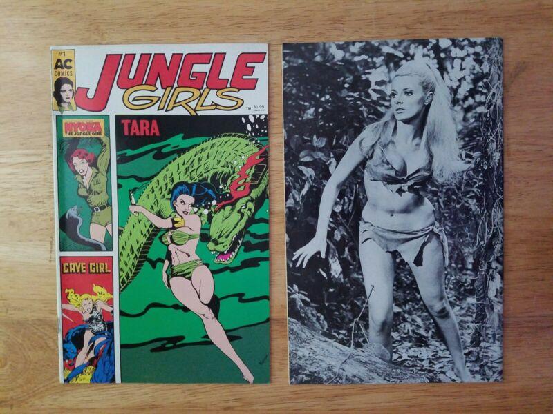 Jungle Girls #1 (AC Comics, 1988) VF