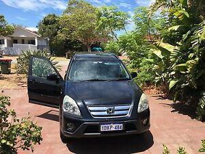2006 Honda CR-V SPORT **Full Honda service history** Doubleview Stirling Area Preview