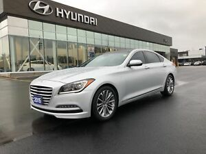 2015 Hyundai Genesis 3.8 Luxury *Winter Tires/Alloy Rims Include