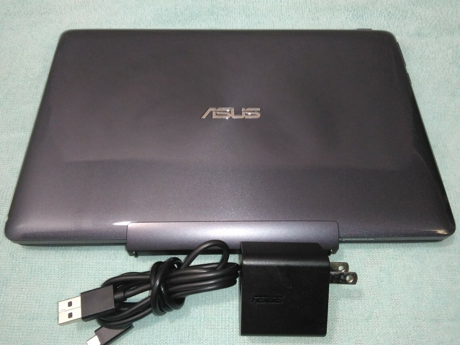 "Laptop Windows - ASUS T100TAF 10.1"" Transformer 2-in-1 Laptop Tablet Touchscreen 32GB Windows 8.1"