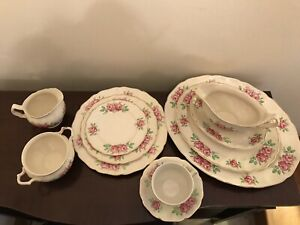 Old Vintage China dishes (1950)