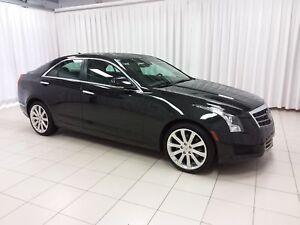 2014 Cadillac ATS ATS4 TURBO SEDAN