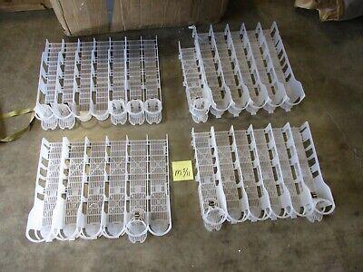 4 Soda Canbottle Slides For Commercial Refrigerator Racks 10-12oz 20oz