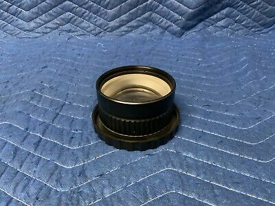 Leica Wild 445597 F200mm Microscope Objective Lens