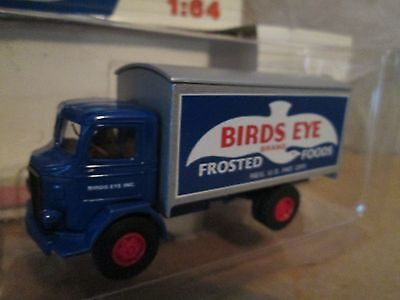 AHL GMC COE Cabover truck BIRDS EYE FOODS  American Highway Legends 1:64 Hartoy