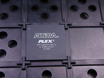 Epf10k50vfc484-3 Altera Flex 10k Programmable Logic Device Fpga 360labs 246 Ios