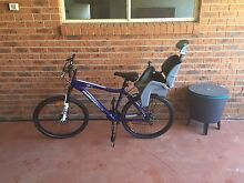 Bike & child seat Oxley Vale Tamworth City Preview