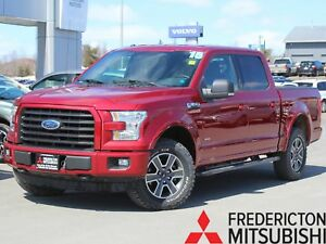 2015 Ford F-150 XLT FX4 | CREW | 4X4 | BACK UP CAM