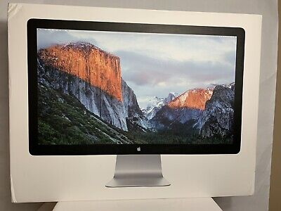 "EMPTY BOX ONLY Apple 27"" Thunderbolt Display Model A1407 w/ Interior Packaging"