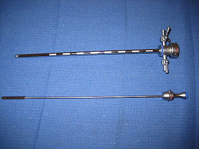 Olympus A2211 Cystoscope Sheath With Obturator. Good Condition. Guaranteed