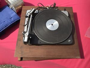 Old Turn table