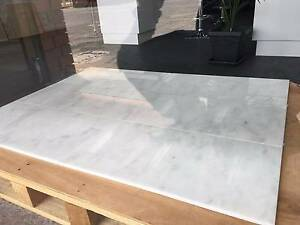 Bianco Carrara Marble Tiles for Flooring, Feature walls etc... Thomastown Whittlesea Area Preview