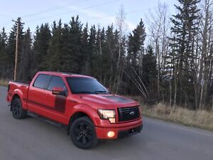 2012 5.0L FX4 trade or sell
