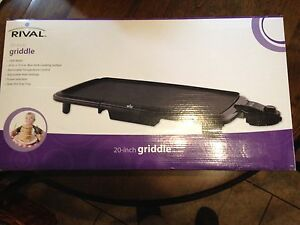 Electric Griddle( new in box)