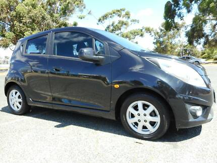 2011 Holden Barina Spark Hatch Wangara Wanneroo Area Preview