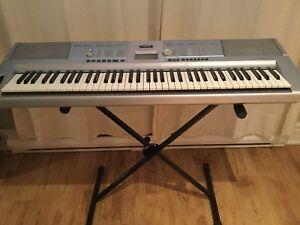 Clavier électronique portable Yamaha