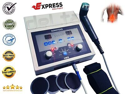 Electrotherapy Ultrasound Therapy-combo Therapy Machine Premium Quality Machine