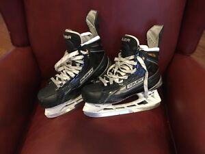Bauer mx3 hockey skates