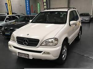 2002 Mercedes-Benz ML Wagon Arundel Gold Coast City Preview
