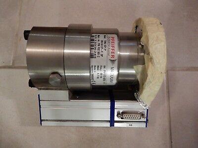 Pfeiffer Vacuum D-35614 Turbo Pump Tmu 071 P W Tc100 Pm C01