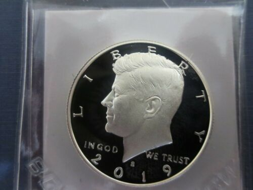 2019 S. Kennedy Clad Half Dollar  Proof  HAND PICKED....