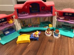 Maison Little People - Fisher Price