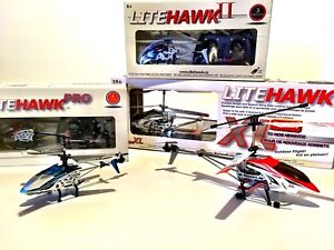 Litehawk Helicopters Deeply Discounted