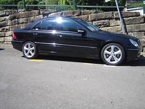 2003 Mercedes-Benz C200 Kompressor 6 Speed Manual Sedan Neutral Bay North Sydney Area Preview