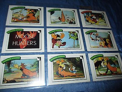 Trading Cards , W. Disney , Stories ,  MOOSE HUNTERS  , Sammelbilder / 160