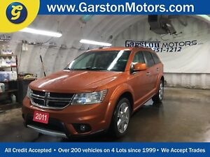 2011 Dodge Journey R/T*AWD*LEATHER*POWER SUNROOF*REMOTE START*HE