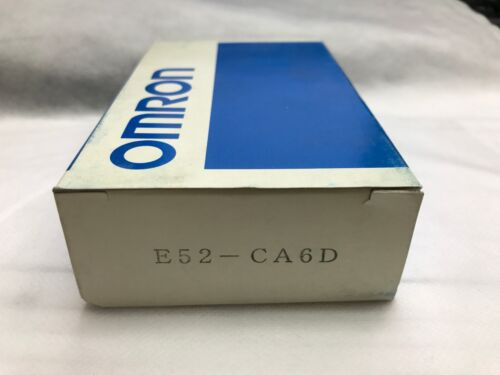 Omron E52-CA6D, Temperature Sensor, Thermocouple, 1M cable