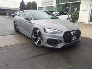 2018 Audi RS 5 Audi Sale Event Rates From 0%!