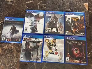PS4 Sony PlayStation 4 Games
