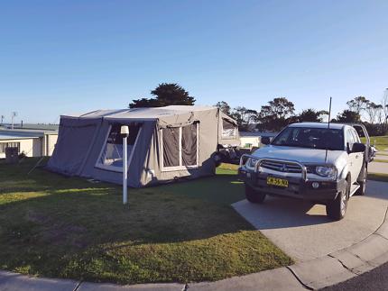 Off road Camper trailer 2012