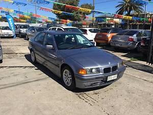 1994 BMW 318I E36 SEDAN CHEAP CAR CLEAN CAR MECHANICALLY GREAT!!! Altona North Hobsons Bay Area Preview