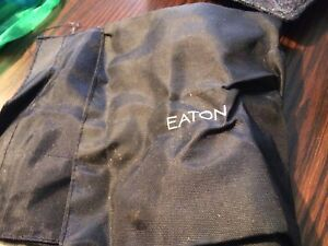 Lunch bag: Eaton department store logo