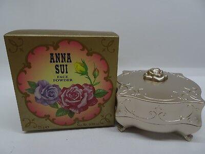 ANNA SUI LOOSE FACE POWDER 0.88 oz/ 25g  #200 NIB Anna Sui Face Powder