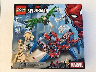 LEGO Marvel Super Heroes: Spider-Man's Spider Crawler (76114)