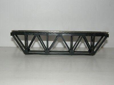 Steel Girder - HO scale Steel Girder Bridge Black  9