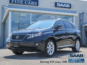 2011 Lexus RX 350 TOURING PKG Nav Back-Up Cam Heated/Cooled Seat