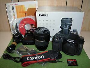 CANON 50D DIGITAL SLR WITH SUPERB TAMRON 17-50mm SP LENS - A BEAUTY!!