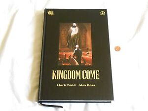 Absolute Kingdom Come DC Graphic Novel Comic Book Mark Waid Alex Ross Superman
