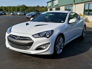2016 Hyundai Genesis Coupe 3.8 R-Spec 6 SPD/R-SPEC PKG/ALLOYS/
