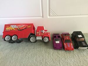 Cars convertible and Truck with racing car. from $ 4.00 Clear Island Waters Gold Coast City Preview