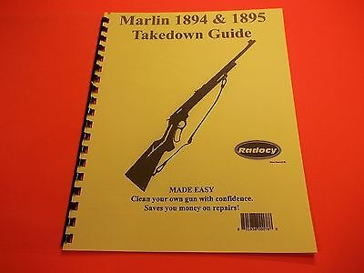 Manuals Lever Action Rifle