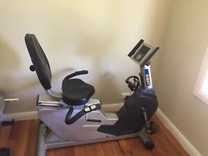 Insight Recumbent exercise bike