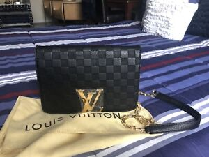 Louis Vuitton leather crossbody