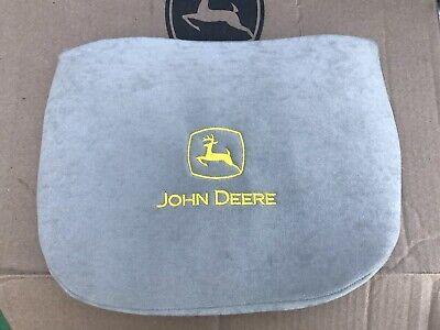 John Deere Tractor Headrest Cover