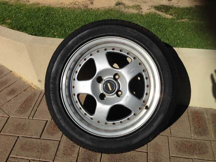 """Ford 16"""" Simmions Rims & Tyres Ocean Reef Joondalup Area Preview"""